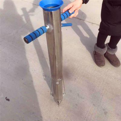 多功能小型水稻两行式手摇插秧机 全新水稻专用快速插秧栽苗器