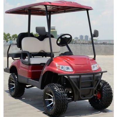 高尔夫球车电瓶车