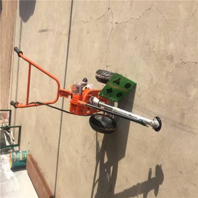 省油低耗能四冲程汽油割草机 农用小型圆盘除草机