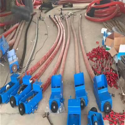 家用小型软管车载吸粮机 粉末提升输送机 软管螺旋吸粮机
