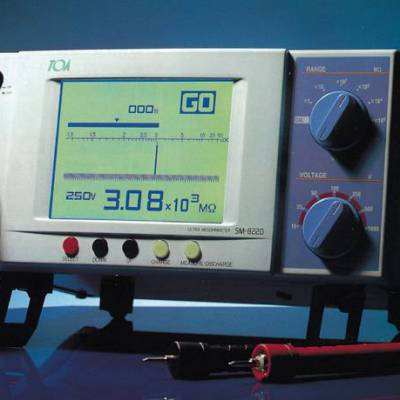 Chroma/致茂台湾 SM-8200超高电阻表