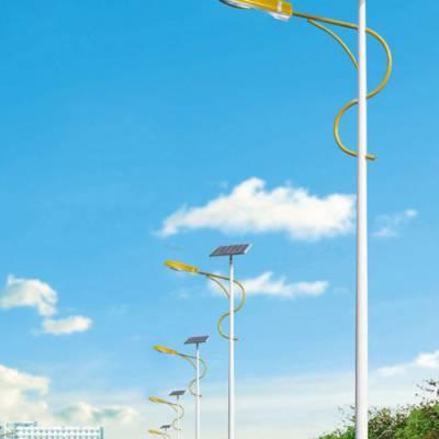 高杆灯-太原亿阳照明 路灯-太阳能高杆灯