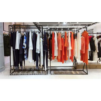 菲亚非女装品牌折扣女装去哪里进货佛山布料尾货市场在哪里韩版府绸蕾丝衫