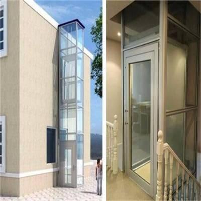 小型别墅电梯多少钱 家用电梯图片