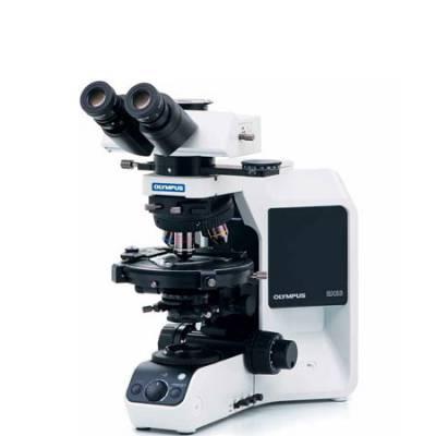 奥林巴斯数码偏光显微镜BX53P
