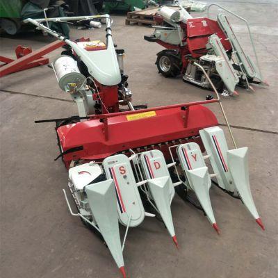 水稻手扶收割机 小麦玉米收割机 割捆机厂家直销价格