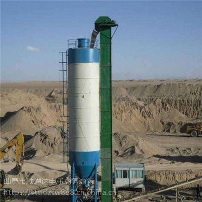 济宁 石头子垂直提升机 仓储提升设备 垂直输送机