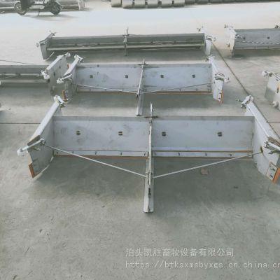 养殖畜牧自动清粪机 304不锈钢全自动刮粪机 进口马达电机 故障率低