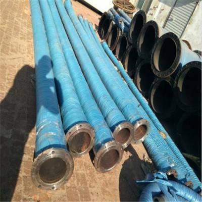 制作漂浮疏浚胶管 大口径泥浆胶管 大口径法兰输水胶管 品质优质