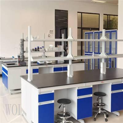 WOL 承建实验室通风系统设计 装修