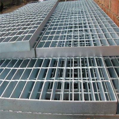 常州钢格板兴来 玻璃钢格栅篦子 热镀锌钢格板生产厂家