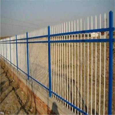 校区墙体栅栏 开发区围墙护栏 学校护栏