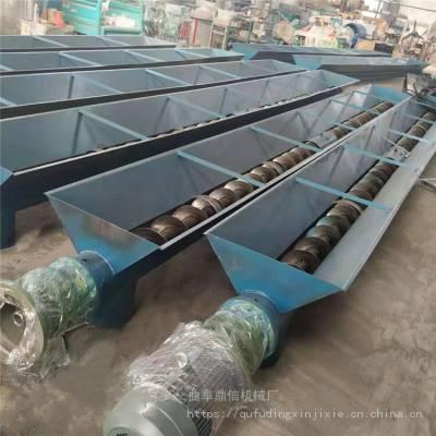 直销供应工厂用螺旋绞龙上料机 铁管绞龙螺杆输送机 提升机价格