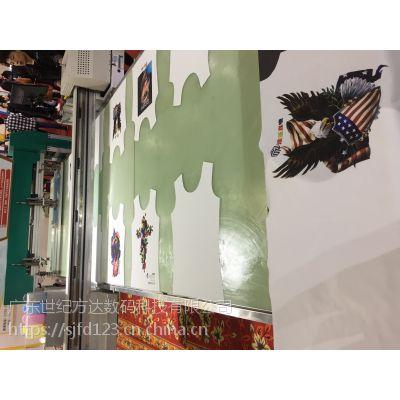 东莞服装打印设备厂家|世纪方达印花机|涂王直喷印花机