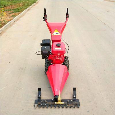 功能齐全自走式柴油动力剪草机