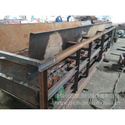 家具用链板运输机加厚 废铁输送机