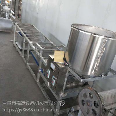 超薄高效率干豆腐机 不锈钢材质千张机价格