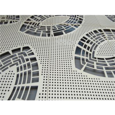 厂家热销异形铝单板 氟碳烤漆铝板 15mm雕花铝单板