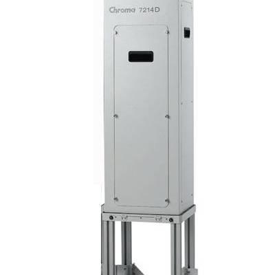 Chroma/致茂台湾7214-D光伏电池片抗反射层镀膜检测机