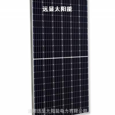 太阳能光伏组件 PID Free 单晶PERC 60片半片组件
