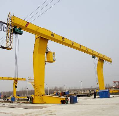 上海自动龙门起重机信赖推荐 口碑推荐 上海浩翔起重机械设备供应