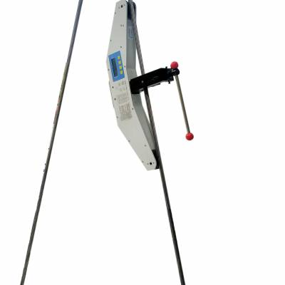 200KN拉索张力检测使用说明书 SL-20T手持式钢拉索索张力仪-电力架线工程受力绳索量化预警