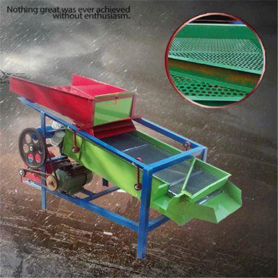 不锈钢振动筛茶叶除杂分离机 家庭用玉米除杂筛 大豆小麦除杂筛选机