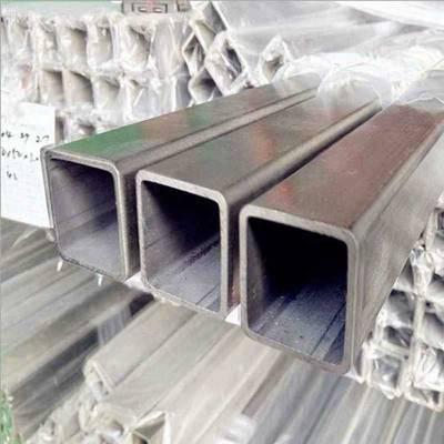 天河201不锈钢方管 番禺304拉丝方管 佛山201管材厂家