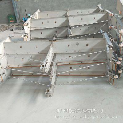 手动定时双功能304不锈钢自动清粪机 猪场刮粪机 刮板尺寸可加工定制