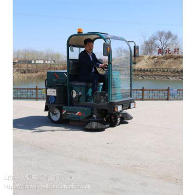 厂家直销顶棚式电动扫路车