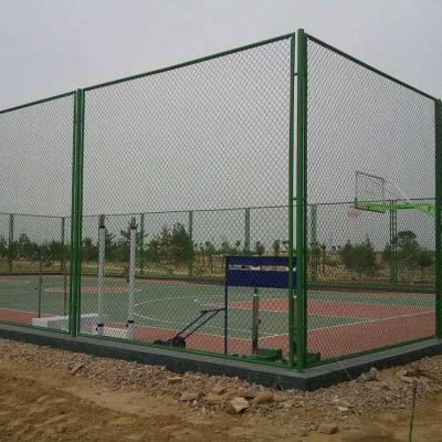 左云县体育场球场围栏厂家-绿色篮球场围网-体育场围栏批发