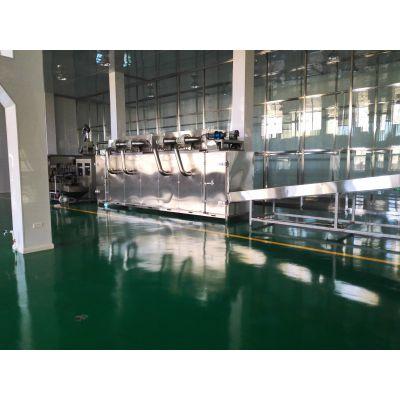 平度水产饲料膨化机 饲料添加剂生产线 饲料加工厂家 朗正机械