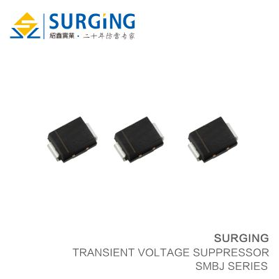瞬态抑制二极管 封装DO-214AB(SMB) 电压5~440V 功率600W