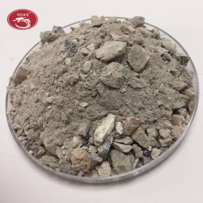 耐火高铝浇注料的应用参数