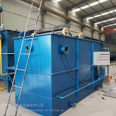 湖南猪场废水处理整套设备,多介质过滤装置、气浮装置、地埋式一体化设备、絮凝沉淀设备-竹源