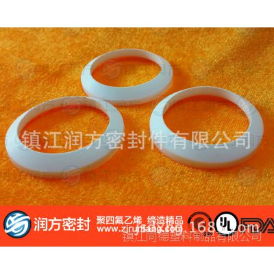 【镇江润方】聚四氟乙烯加工件 塑料王耐磨配件 PTFE零配件加工