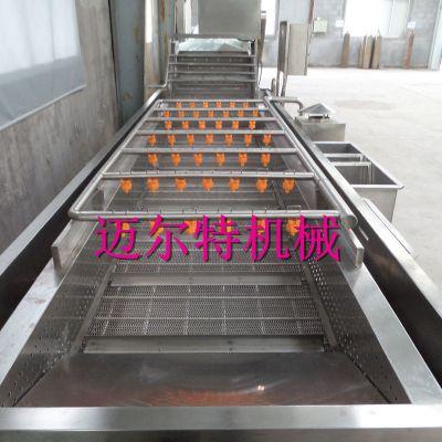 厂家直销全不锈钢迈尔特多功能高压喷淋果蔬清洗机 洗果机