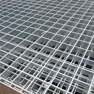 停车场水沟格栅 镀锌排水格栅 排污格栅板厂家