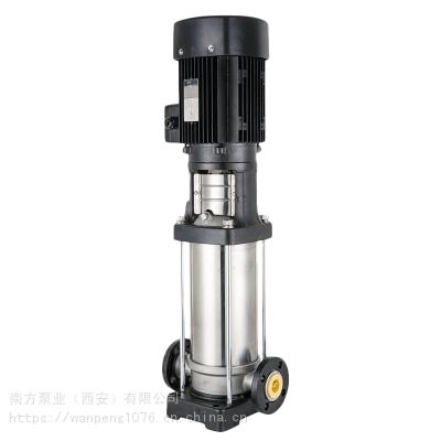 轻型增压热水泵65CDL(F)35-140/南方不锈钢离心供水泵