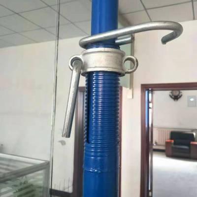 保定建筑可调钢支撑 镀锌钢支撑品质优异