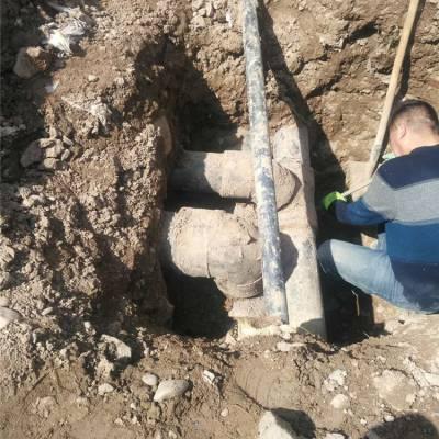 兰州永登检测漏水仪器地下漏水检测维修公司