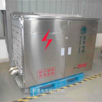 农网配电箱 JP不锈钢综合配电箱