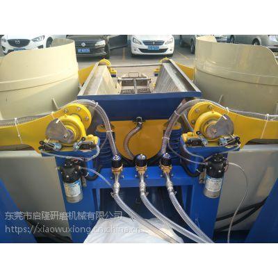 安徽启隆自动筛选双桶磁力机现货