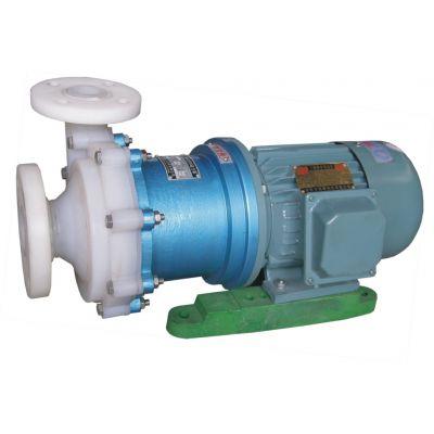新安江供应CQB-F系列氟塑料耐高温防爆磁力泵 耐腐蚀石油化工磁力驱动离心泵