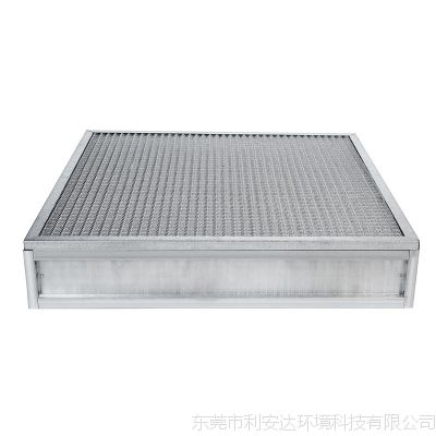中央空调组合风柜式净化器空调系统静电集尘净化装置100000风量利安达
