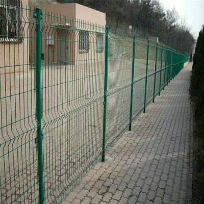 泾阳县绿化带隔离栅-水库隔离栅-围栏网批发价格