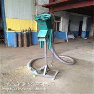 散粮用塑料软管抽粮机 车载装车软蛟龙定制