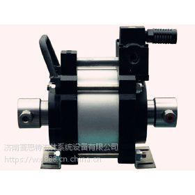 赛思特GD系列大流量双作用气液增压泵