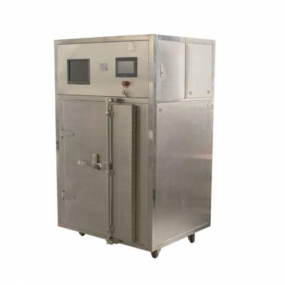 华青小型微波干燥机食品加热杀菌熟化烘干一机多用箱式微波设备