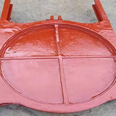 拱形闸门 200mm拱形铸铁闸门 闸门的安装及功能